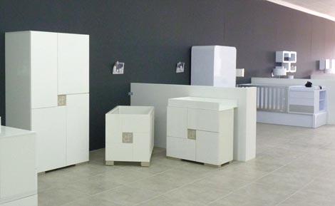 Exposición habitaciones infantiles Alondra Store